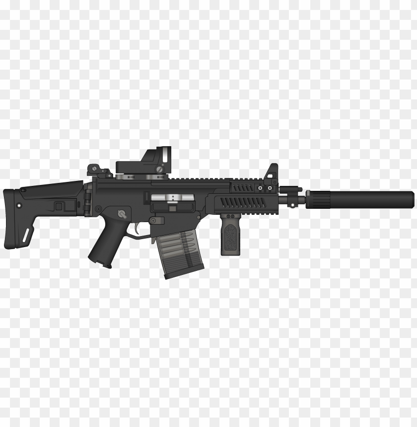 Download assault rifle clipart png images background.