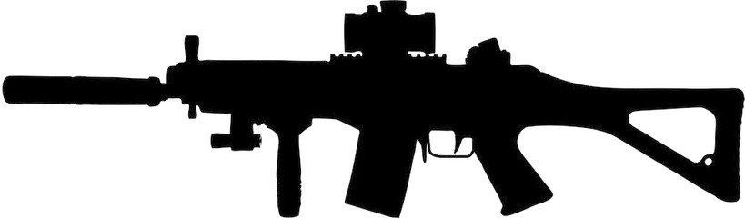 Free Military Rifle Cliparts, Download Free Clip Art, Free.