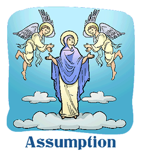 Assumption of Mary.