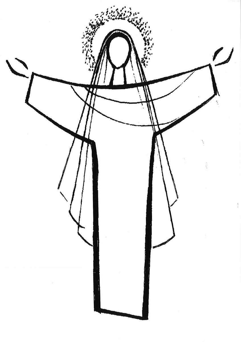 Hallam News » The Assumption of Mary.