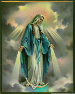 Assumption Of The Blessed Virgin Mary Clipart.