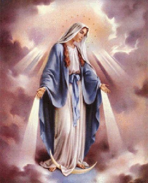 Assumption Of Virgin Mary Clip Art Assumption Of The Virgin.