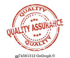 Quality Assurance Clip Art.