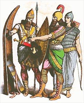 Assyrians Clipart.