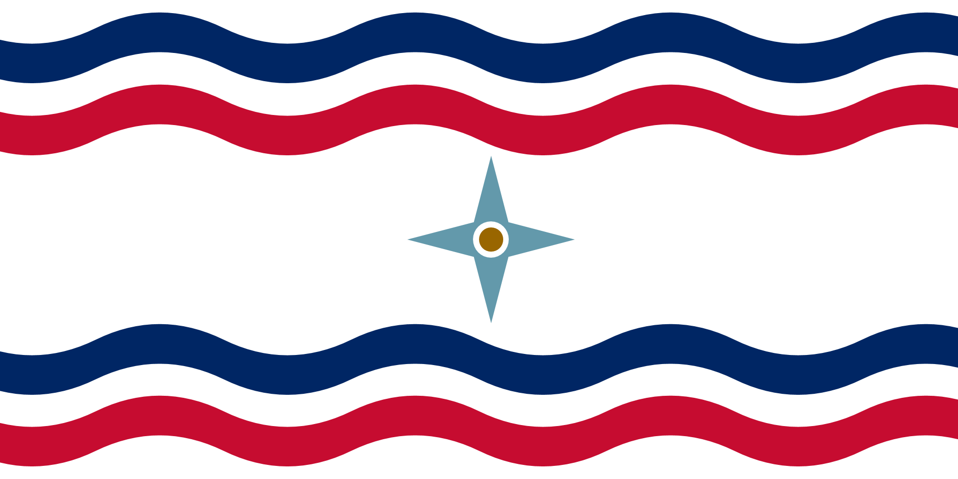 A redesign of the Assyrian flag : vexillology.