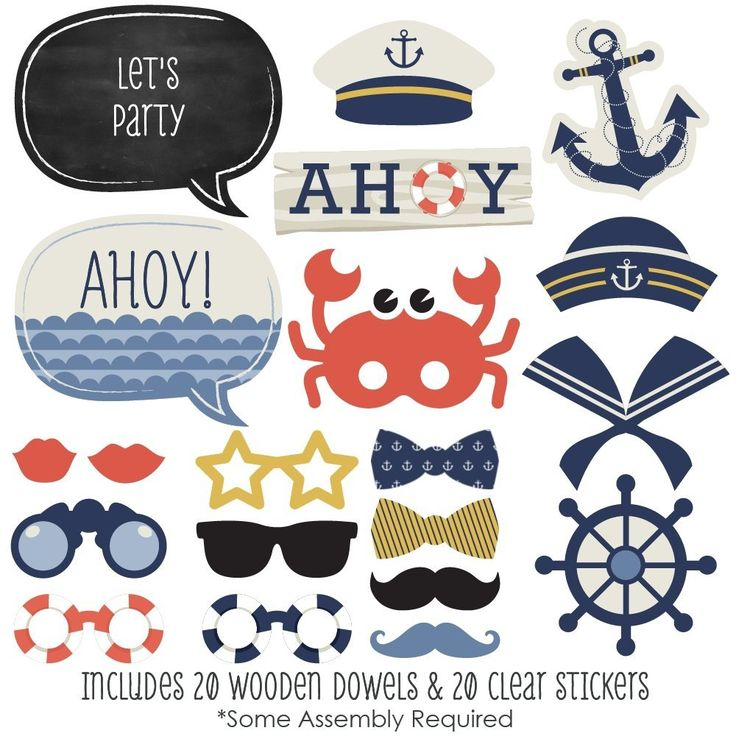 1000+ images about Nautical Party on Pinterest.