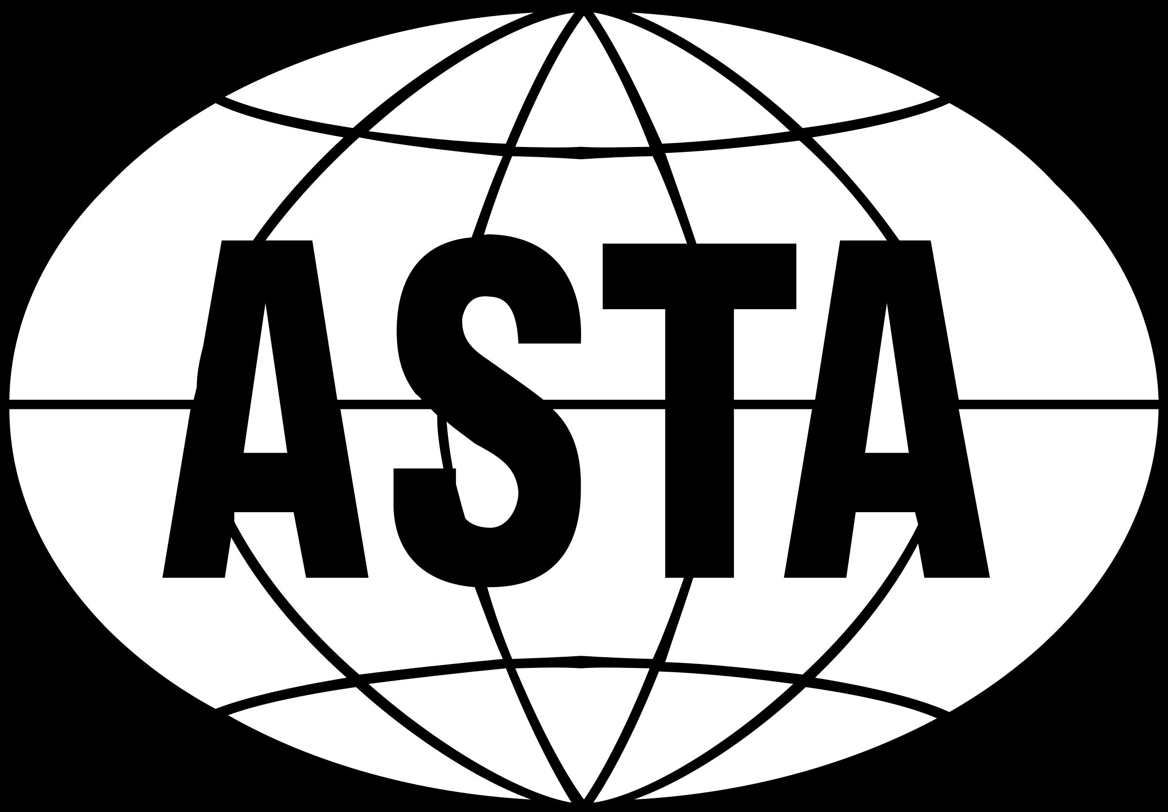 ASTA Logo PNG Transparent & SVG Vector.