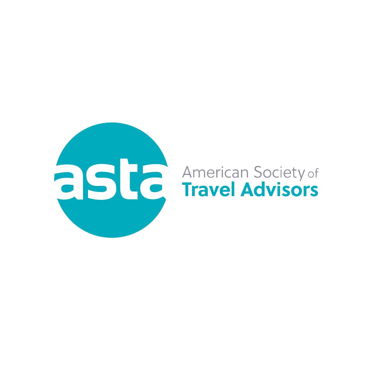 American Society of Travel Advisors.