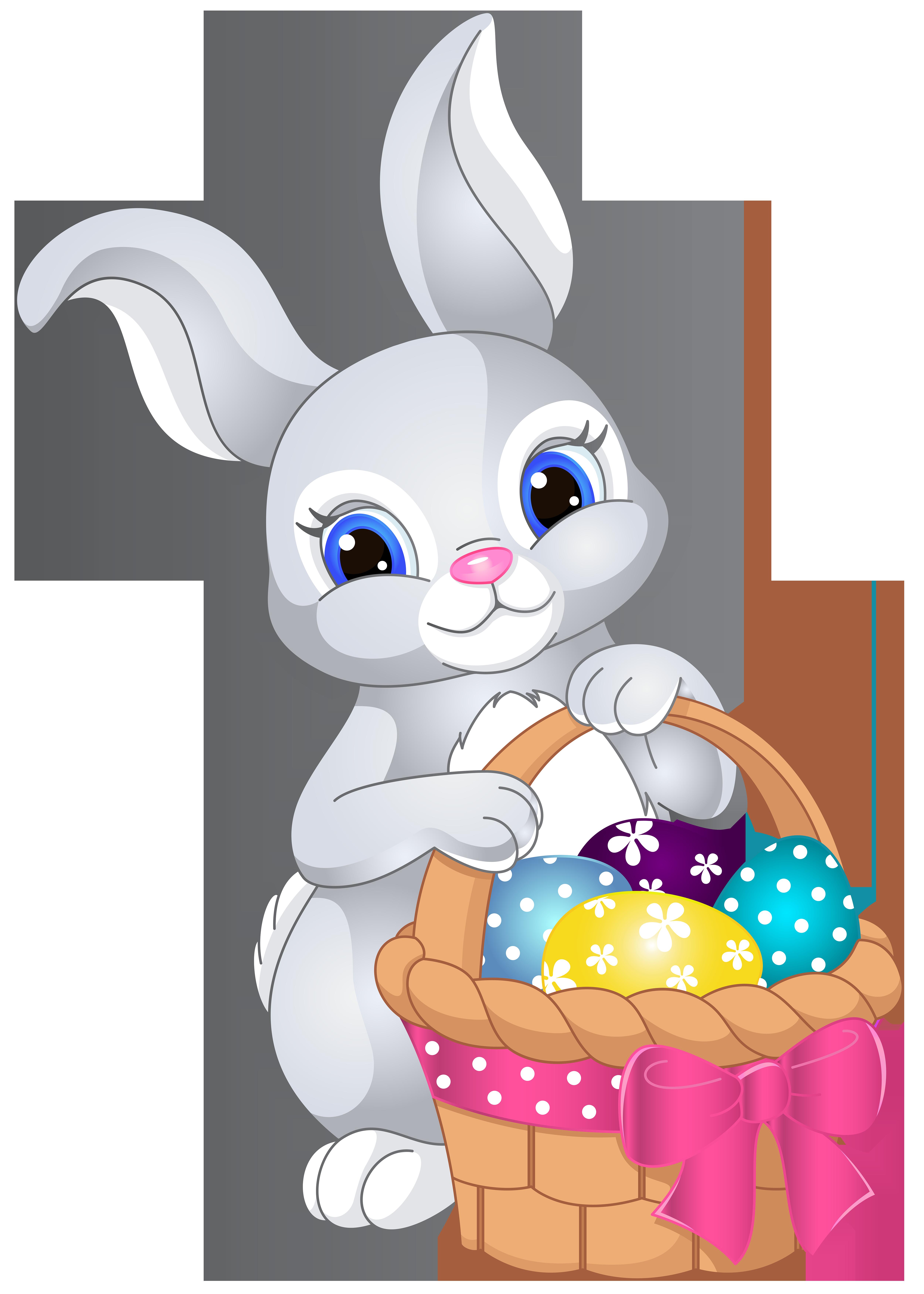 Rabbit clipart easter rabbit #10.