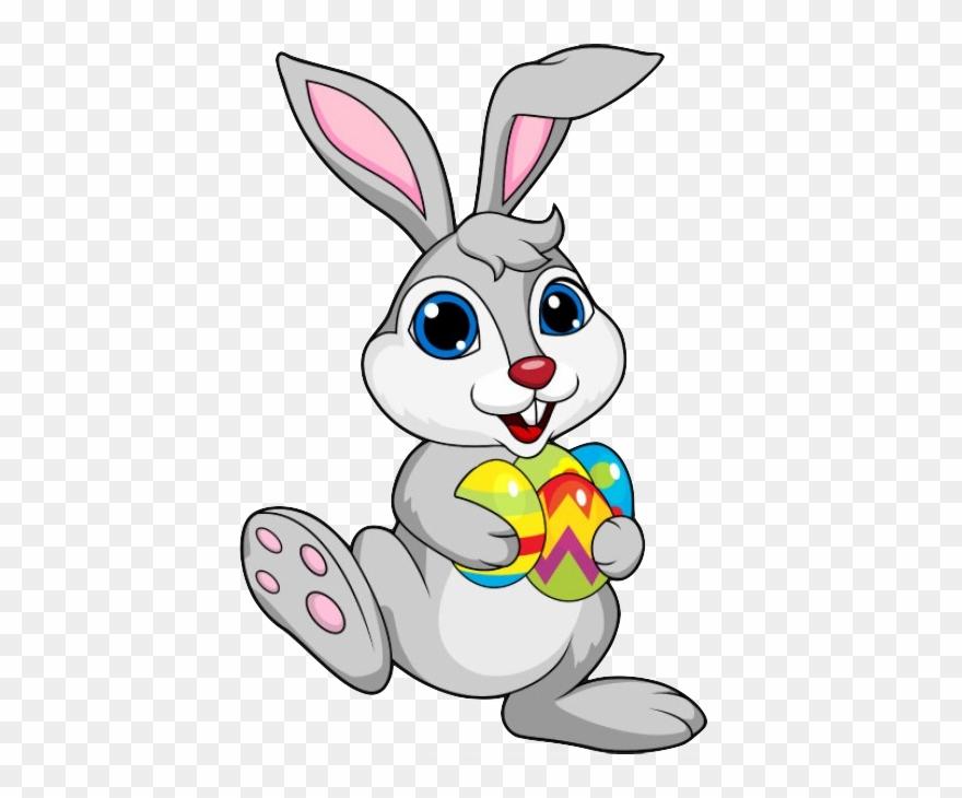 Cute Cartoon Easter Bunny Clipart Easter Bunny Clip.