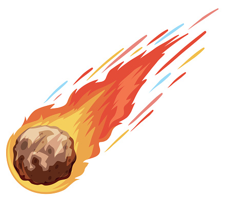 Free Asteroids Clip Art, Asteroid Free Clipart.