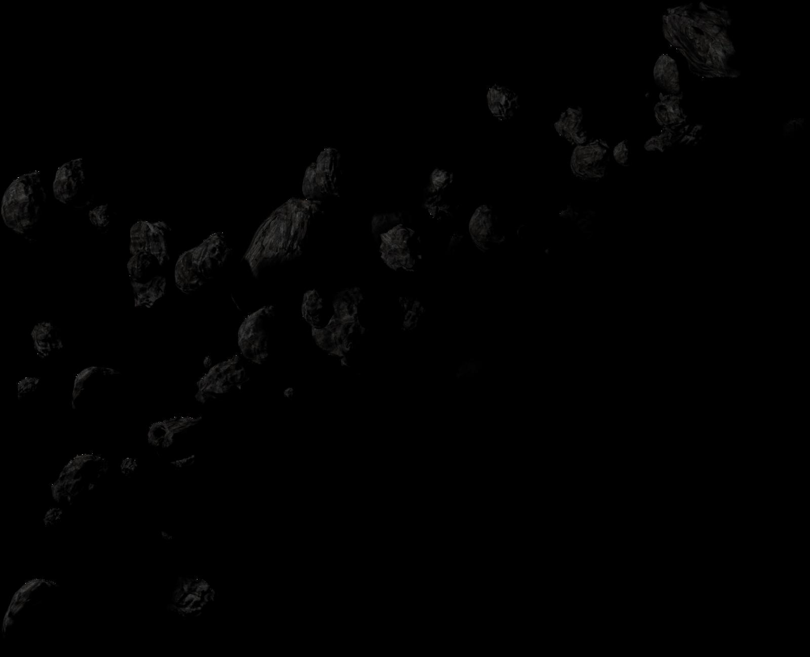 Asteroid belt Clip art.