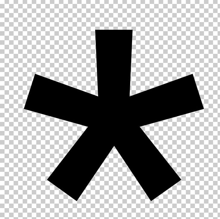 Asterisk Computer Icons PNG, Clipart, Angle, Asterisk.