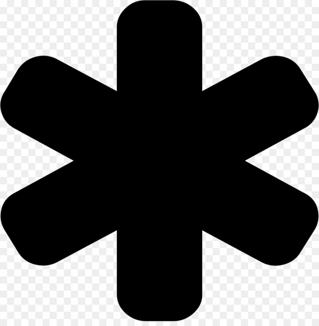 Png Computer Icons Clip Art Asterisk Star Of Life Vect.
