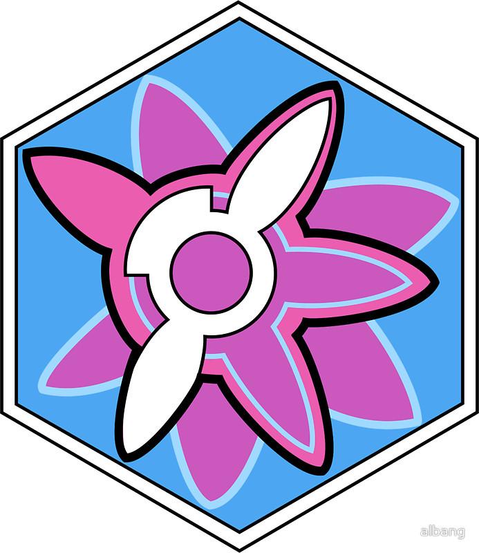 Gakusen Toshi Asterisk: Stickers.
