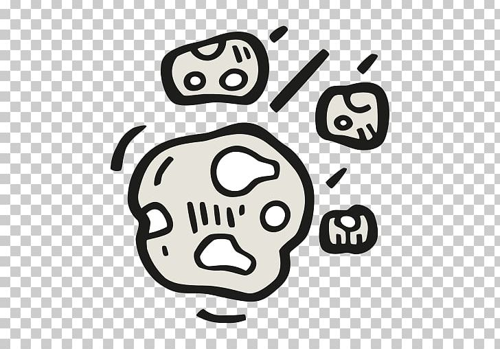 Computer Icons PNG, Clipart, Asteroid, Black And White.