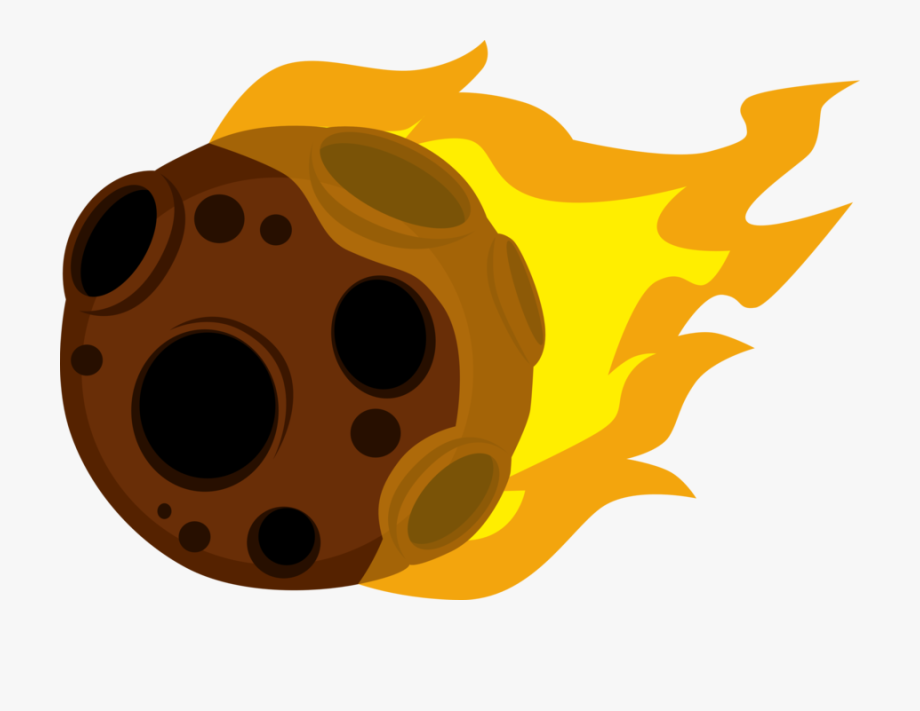 Asteroid Sprite Png.