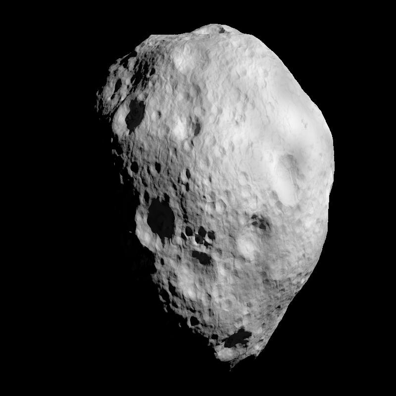 Asteroid Sprite Clip art.