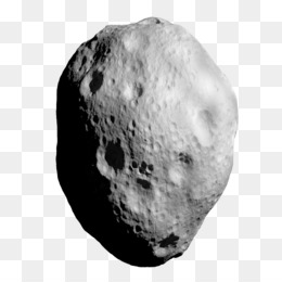 Asteroid PNG.