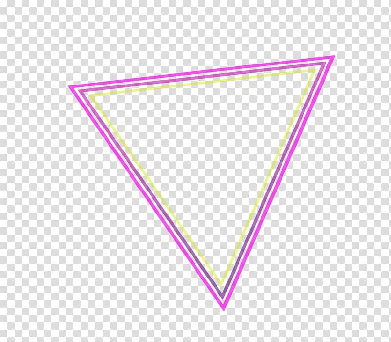 Triangle Digital data Creativity Technology, Creative.
