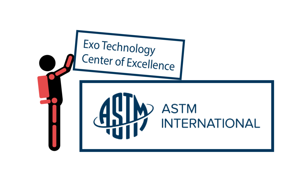 ASTM International to Support an Exo Technology Center of Excellence.