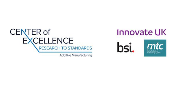 ASTM, Innovate UK, BSI and the MTC to develop additive manufacturing.