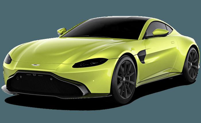 Aston Martin Transparent Images PNG.