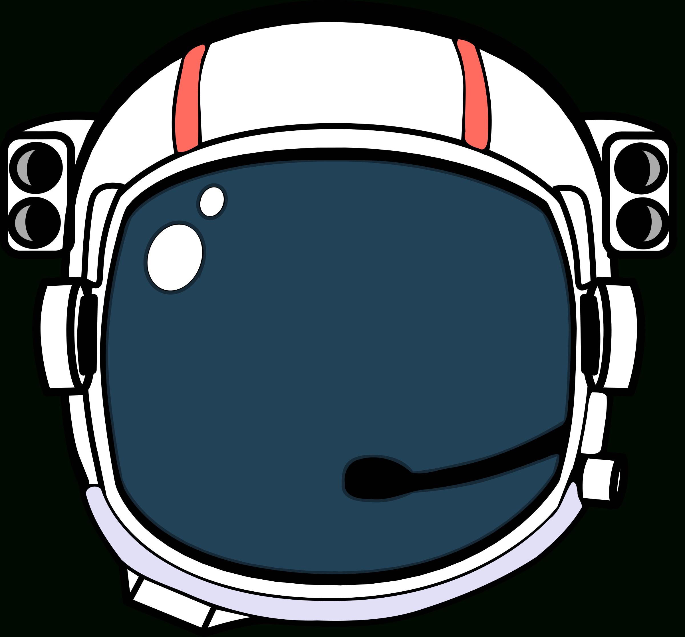 1393 Astronaut free clipart.