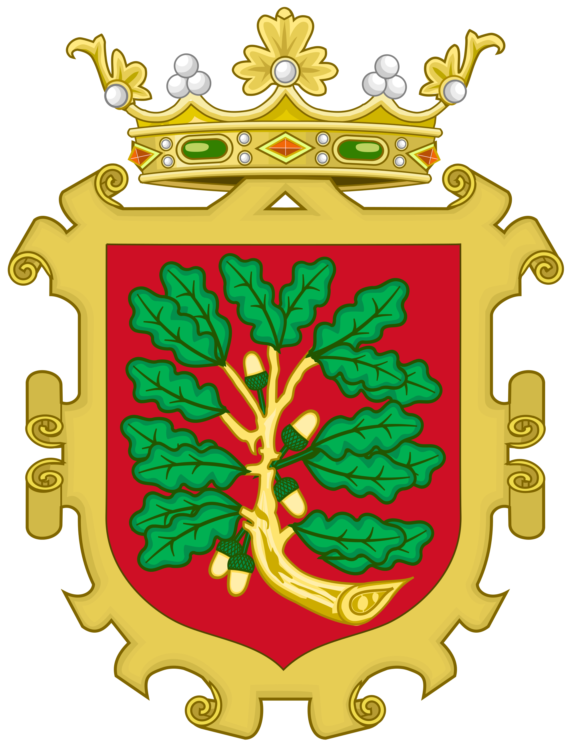 File:Coat of Arms of Astorga (Spain).svg.