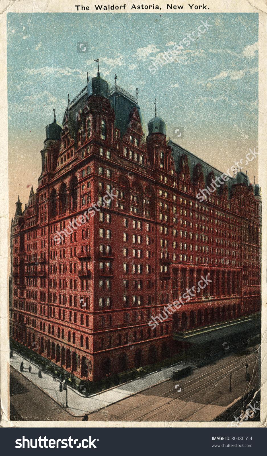 Astoria hotel clipart #3