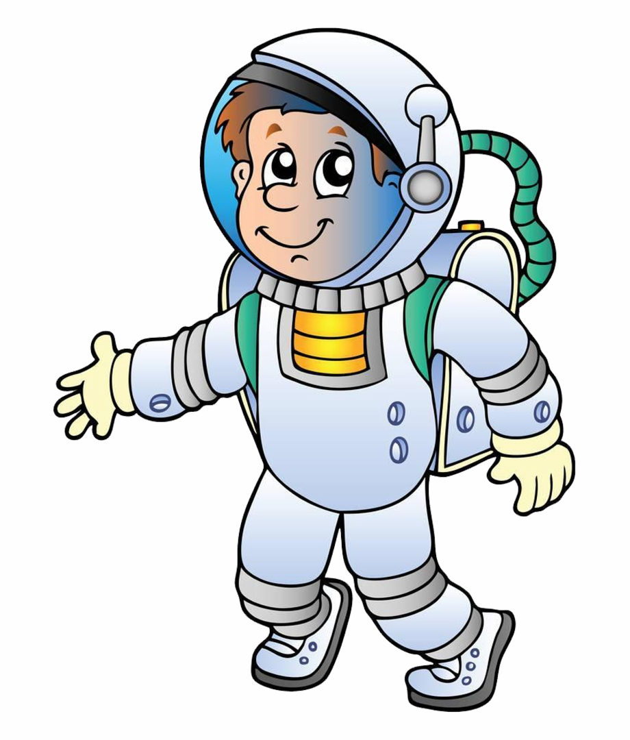 Astronaut Clipart Space Travel Cartoon Picture Of Astronaut.