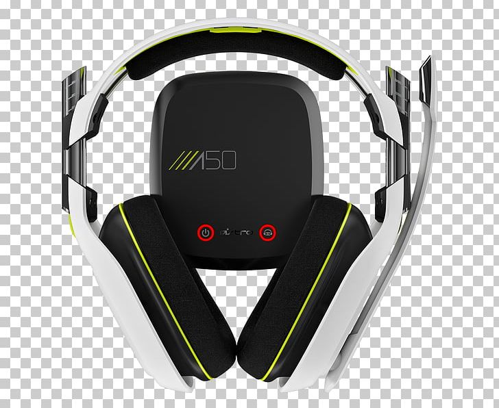 Xbox 360 Wireless Headset ASTRO Gaming A50 Headphones 7.1.