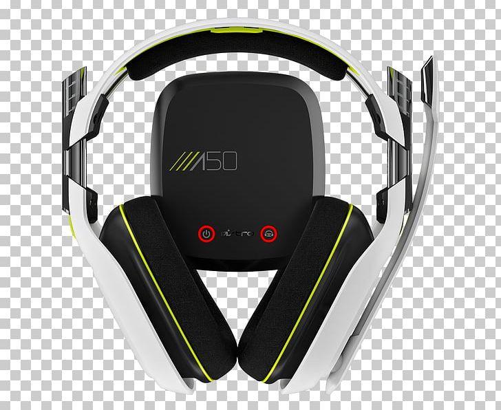 Xbox 360 Wireless Headset ASTRO Gaming A50 Headphones 7.1.