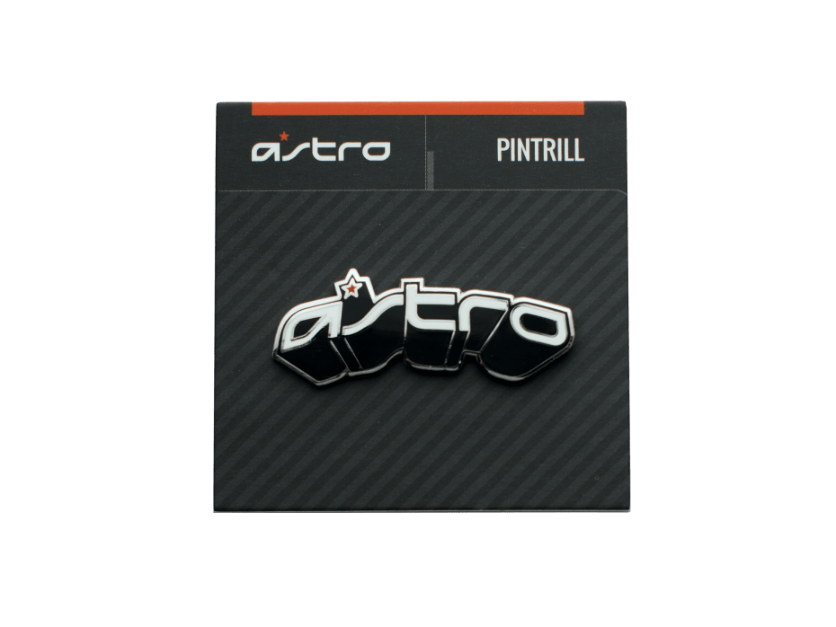 ASTRO Collectable Gaming Enamel and Lapel Pins.