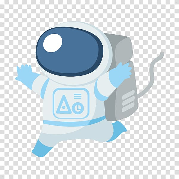 Astronaut Space suit Euclidean , astronaut transparent.