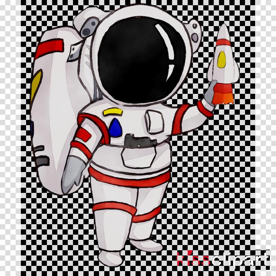 Cartoon Moon clipart.