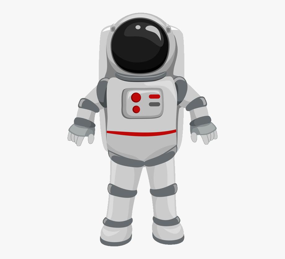 Astronaut Clipart Transparent Background.
