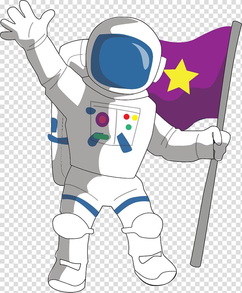 Astronaut Cartoon , astronaut transparent background PNG.