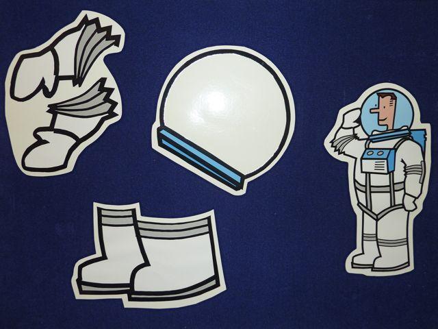 Astronaut Boots Clipart.