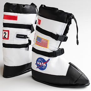 Space Boots Clipart.