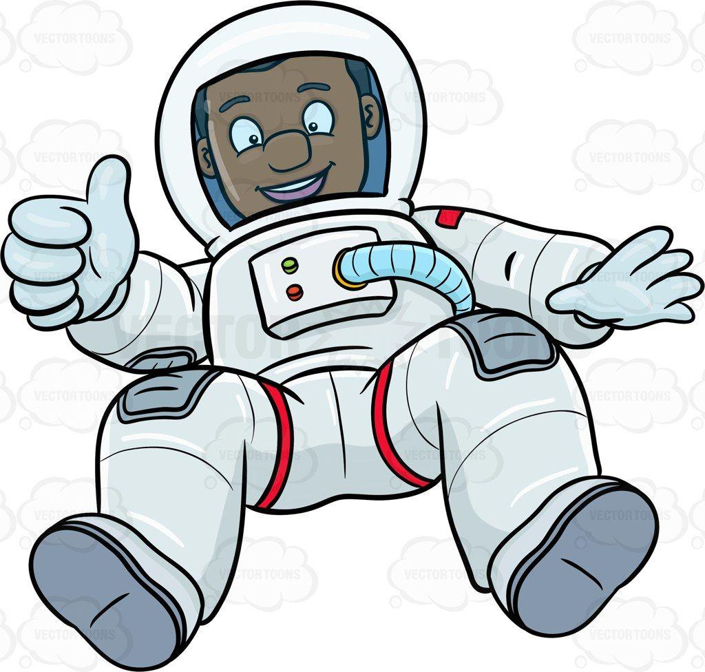 animated astronaut clip art.