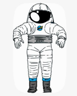 Free Astronaut Clip Art with No Background.