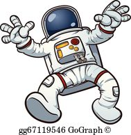 Astronaut Clip Art.