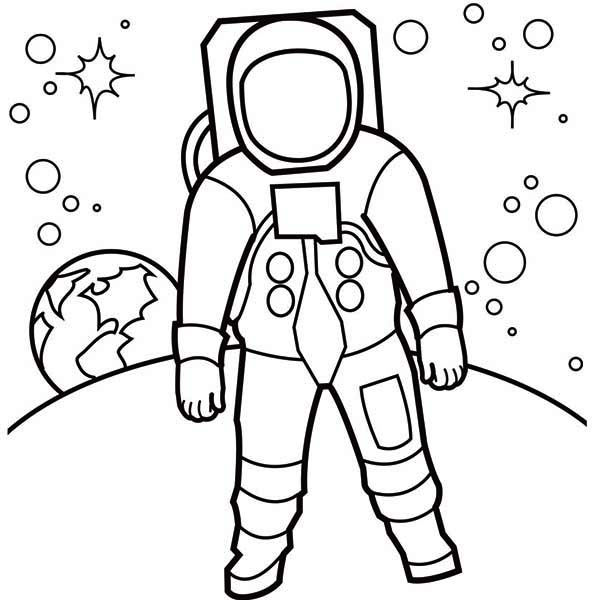 Free Astronaut Pictures For Kids, Download Free Clip Art.