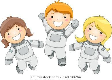 Astronaut clipart for kids 2 » Clipart Portal.