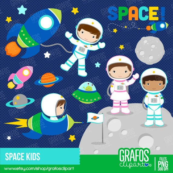 SPACE KIDS.