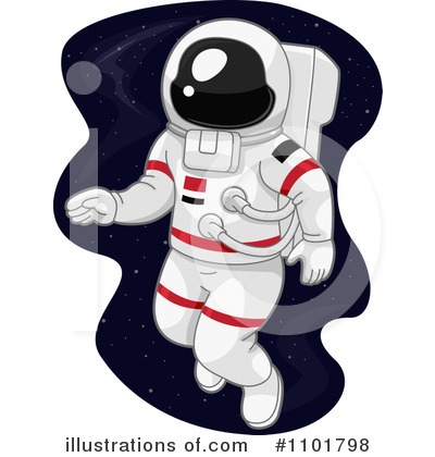 Astronaut Clipart #1101798.