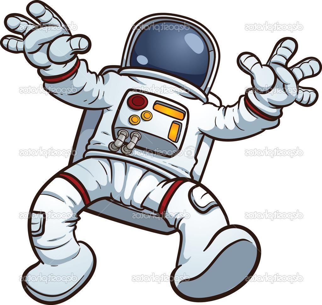 Best Free Astronaut Clipart Image.