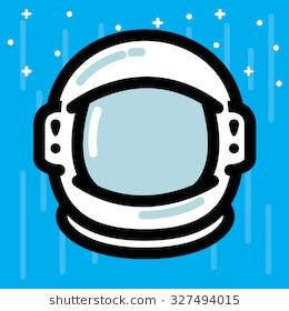 Astronaut helmet clipart 2 » Clipart Station.