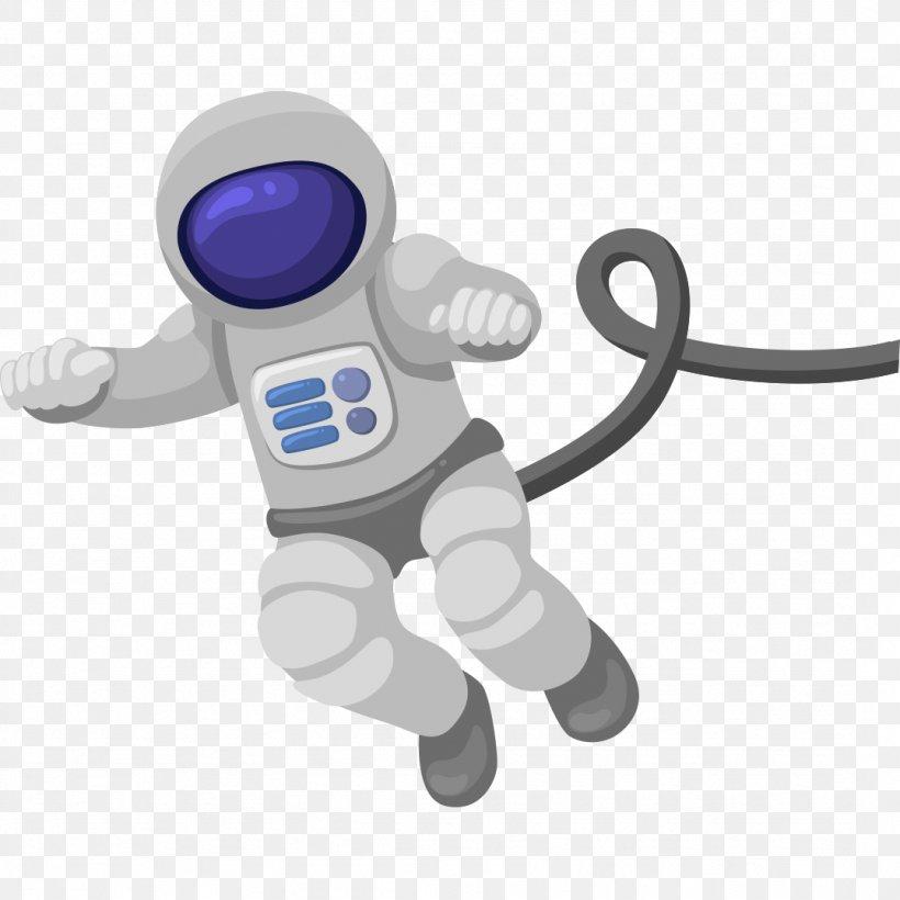 Astronaut Cartoon Outer Space Clip Art, PNG, 1076x1076px.